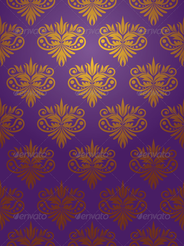 Retro Decorative Pattern - Patterns Decorative