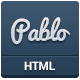 Pablo - Responsive Landing Page - ThemeForest Item for Sale