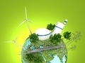 Energy Sources on the Green Earth - PhotoDune Item for Sale