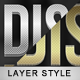 Disco Text style - GraphicRiver Item for Sale
