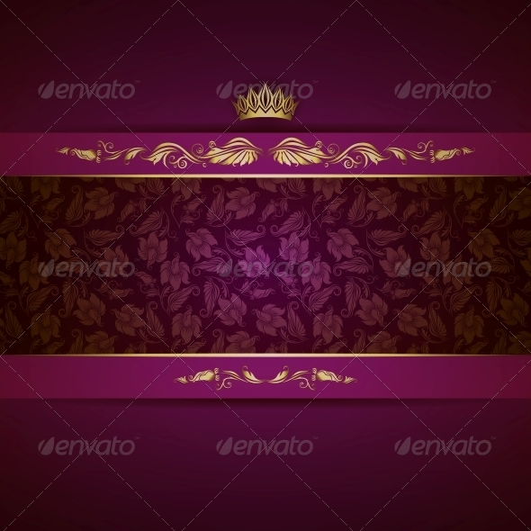 GraphicRiver Royal Background 4771841