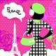 Shopping Women in Different Countries - GraphicRiver Item for Sale