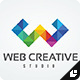 Web Creative Studio Logo - GraphicRiver Item for Sale