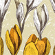 Seamless Background with Crocus Flowers - GraphicRiver Item for Sale