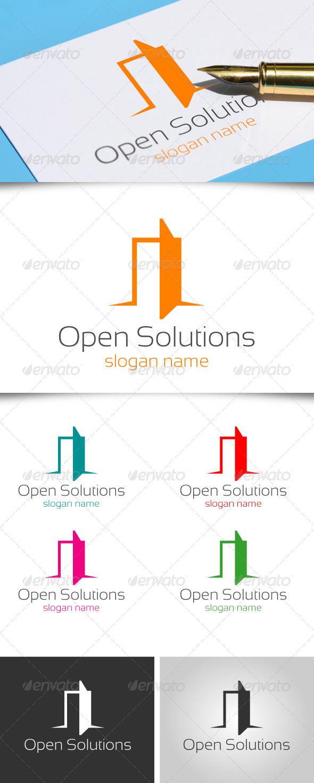 GraphicRiver Open the Door 4781786