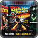 Movie Posters Bundle - GraphicRiver Item for Sale