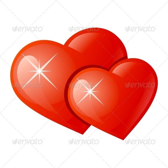 GraphicRiver Hearts 4782188