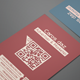 Retro Badge Business Card - GraphicRiver Item for Sale