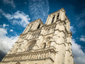 View of Notre Dame de Paris. - PhotoDune Item for Sale