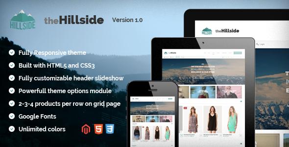 Hillside - Responsive & Retina Ready Magento Theme - Shopping Magento