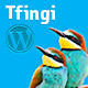 Tfingi • Responsive Multipurpose WordPress Theme - ThemeForest Item for Sale