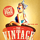 The Vintage Party - GraphicRiver Item for Sale