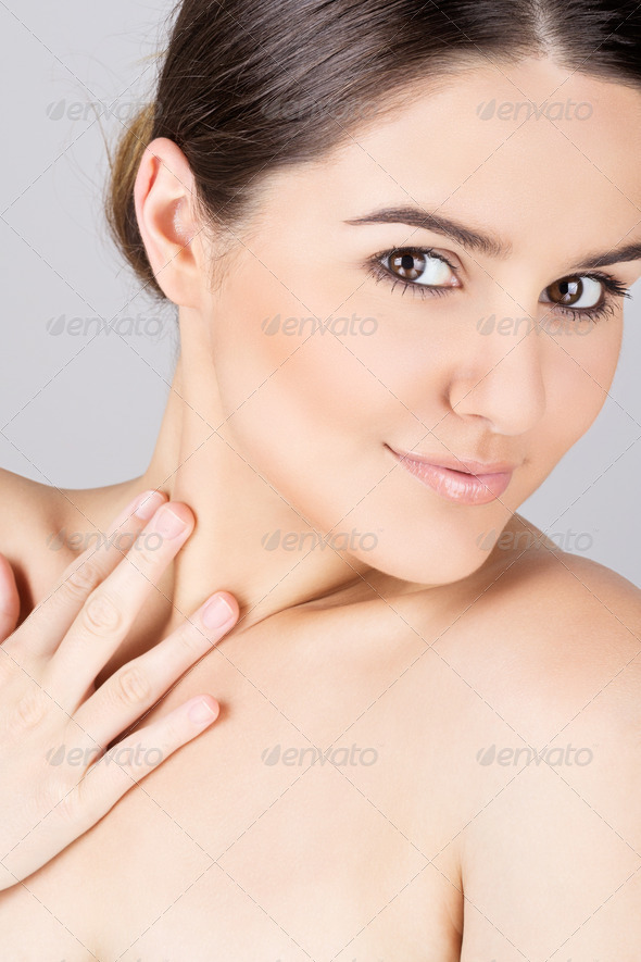 Perfect skin - Stock Photo - Images
