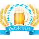 Oktoberfest Banner - GraphicRiver Item for Sale