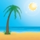 Beach Landscape - GraphicRiver Item for Sale
