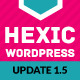 Hexic - Multipurpose One Page Responsive WP Theme - ThemeForest Item for Sale