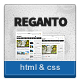 Reganto - Massive Magazine Template - ThemeForest Item for Sale