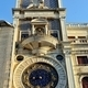 Clock on the wall of the house at St. Mark's Square. - PhotoDune Item for Sale