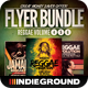 Reggae Flyer/Poster Bundle Vol. 4-6 - GraphicRiver Item for Sale