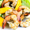 Shrimp and Mango Salad - PhotoDune Item for Sale