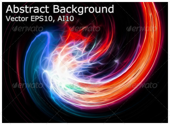 GraphicRiver Abstract Background Vector 4802167