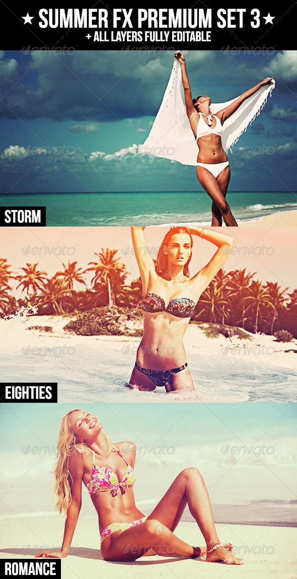 GraphicRiver Summer FX Premium Set 3 4802257