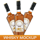 Whisky Mock-Ups - GraphicRiver Item for Sale
