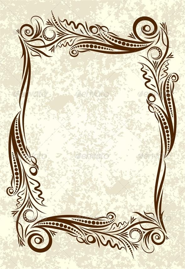 GraphicRiver Decorative Background 4804227
