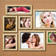Wood Photo Frame Templates - GraphicRiver Item for Sale