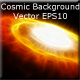 Cosmic Background - GraphicRiver Item for Sale