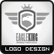 Eagle Shield Logo - GraphicRiver Item for Sale
