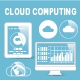 Cloud Technologies Infographics Elements - GraphicRiver Item for Sale