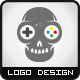 Hard Core Gamer Logo - GraphicRiver Item for Sale
