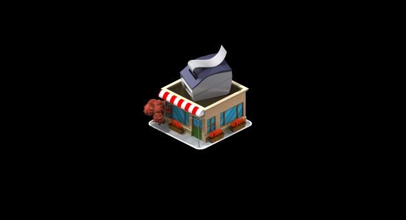 3DOcean Store 4816679