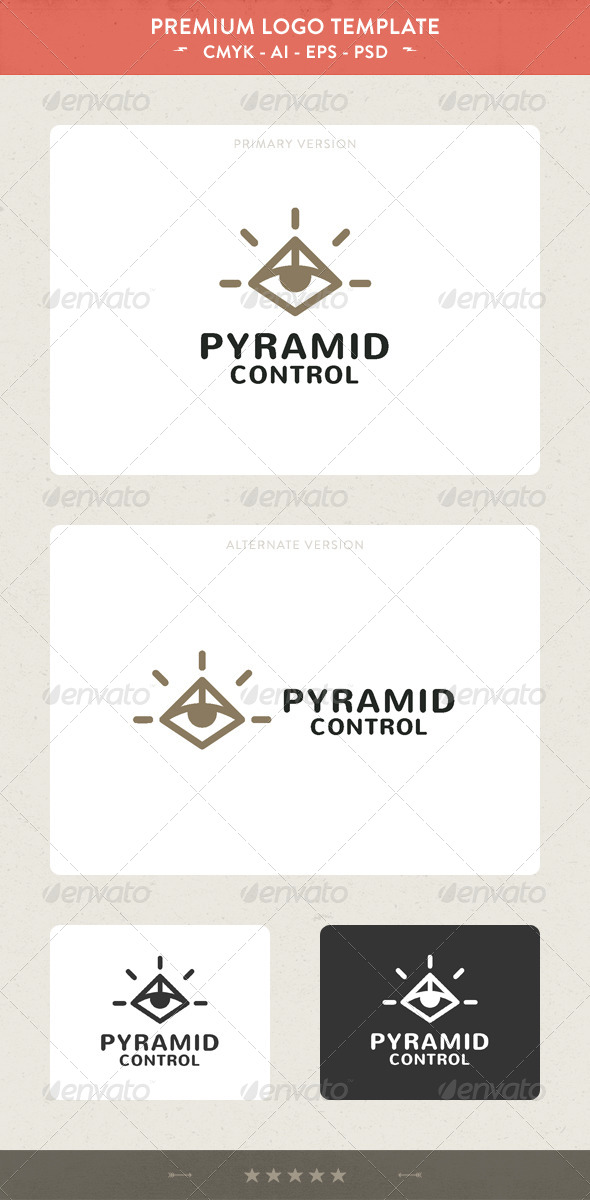 GraphicRiver Pyramid Control 4818545