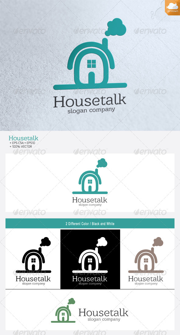 GraphicRiver Housetalk 4819278