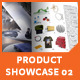 5 Different Products Showcase Layouts V.2 - GraphicRiver Item for Sale