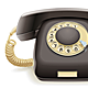 Old Black Phone - GraphicRiver Item for Sale