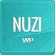 Nuzi - Multipurpose, Retina Ready, Business Theme