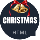 Christmas Landing Page - ThemeForest Item for Sale