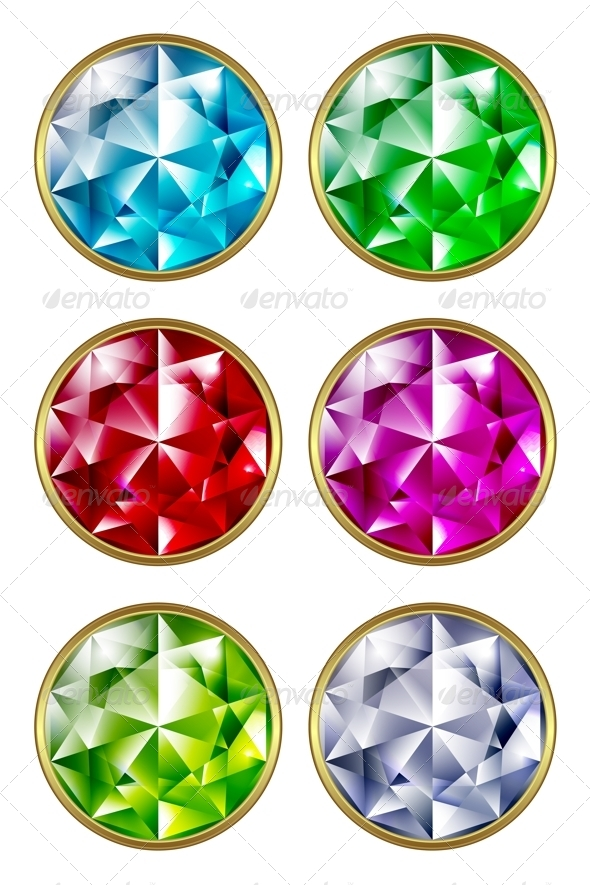 GraphicRiver Precious Stones 4825366