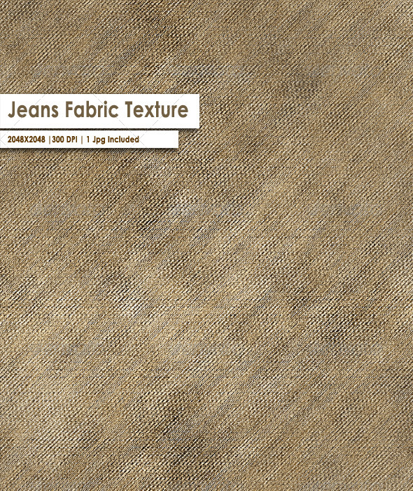 3DOcean Jeans Fabric Texture 4826891