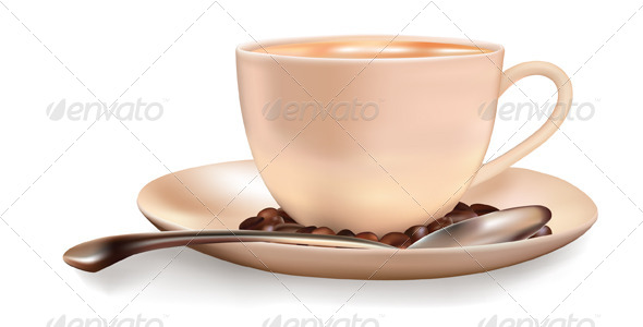 GraphicRiver Coffee Cup 4817029