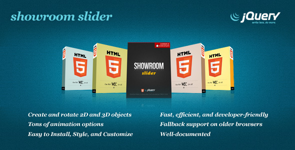 CodeCanyon Showroom Slider 4811600