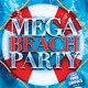 Mega Beach Party Flyer - GraphicRiver Item for Sale