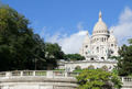 White cathedral of Sacre Coeur - PhotoDune Item for Sale