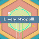 Lively Shapes - VideoHive Item for Sale