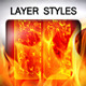 Burning Series 2 - Professional Layer Styles - GraphicRiver Item for Sale