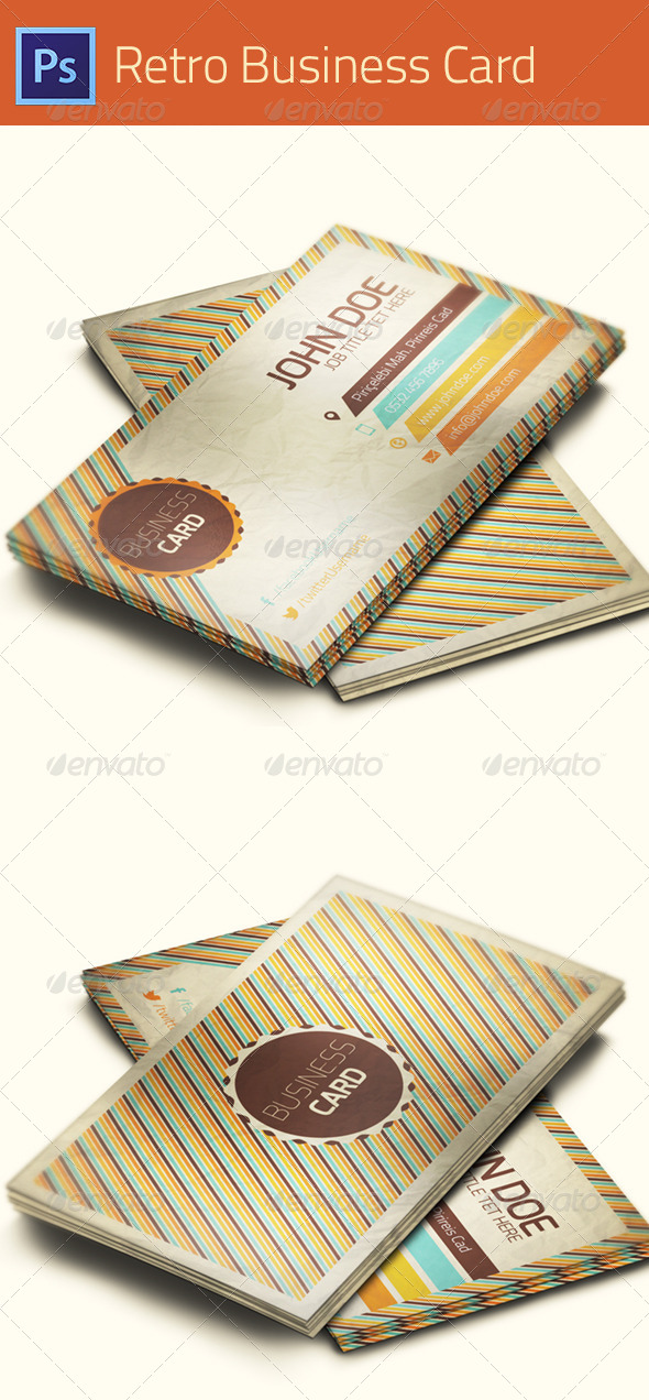GraphicRiver Business Card 4837047