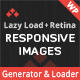 Responsive Images Generator & Loader - CodeCanyon Item for Sale